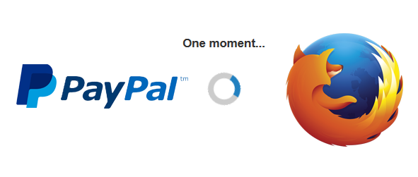 PayPal Firefox Login Issue